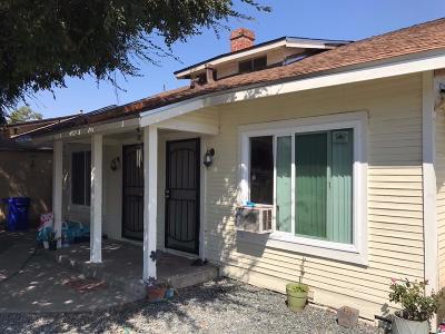 Porterville Multi Family Home For Sale: 28 W School Avenue