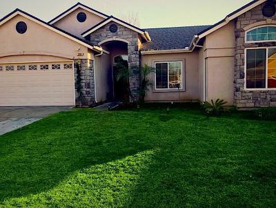 Dinuba Single Family Home For Sale: 1364 W North Way