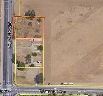 Tulare Residential Lots & Land For Sale: 920 S Mooney Boulevard