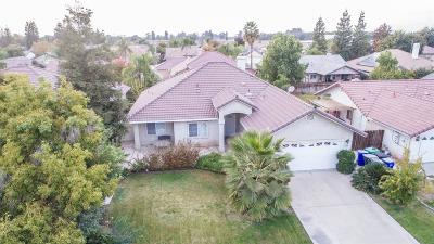 Porterville Single Family Home For Sale: 1055 N Brandy Way