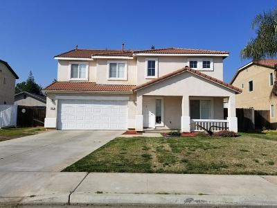 Porterville Single Family Home For Sale: 1347 N Mathew Street