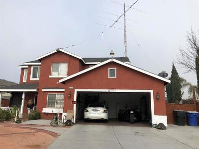 Hanford Single Family Home For Sale: 1122 Canyoncreek Street