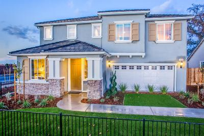 Visalia Single Family Home For Sale: 4346 W Lark Avenue #Lot18