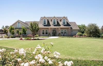 Visalia Single Family Home For Sale: 13335 Ave 320
