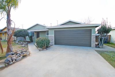Tulare Single Family Home For Sale: 709 S C Street