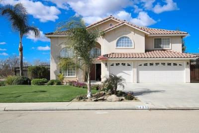 Reedley CA Single Family Home For Sale: $399,000