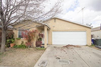 Porterville Single Family Home For Sale: 280 Tule Court