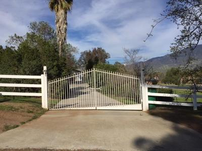 Tulare County Single Family Home For Sale: 16425 Mustang Drive