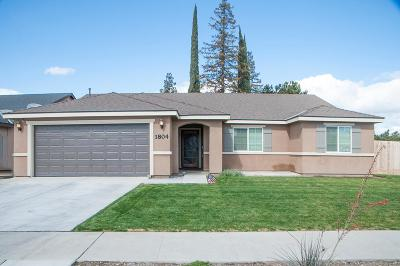 Tulare CA Single Family Home For Sale: $227,999