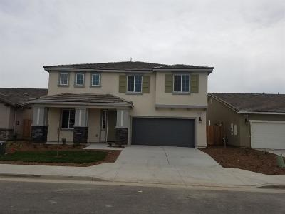 Tulare Single Family Home For Sale: 2073 Iacovetti Avenue #Lot25