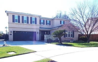 Visalia Single Family Home For Sale: 1810 N Mae Carden Street