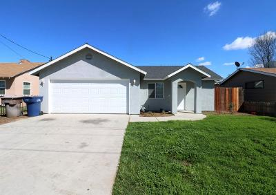Tulare CA Single Family Home For Sale: $200,000