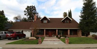 Visalia Single Family Home For Sale: 546 W Oak View Drive