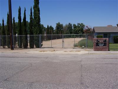Porterville Residential Lots & Land For Sale: 1352 E Poplar