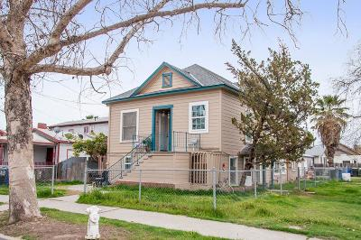 Hanford Multi Family Home For Sale: 301 E Myrtle