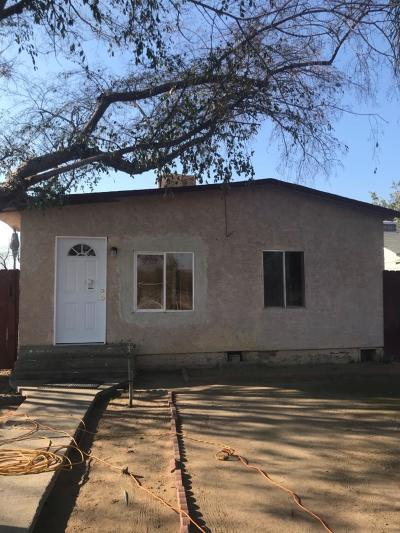 Wasco Single Family Home For Sale: 1973 G Street