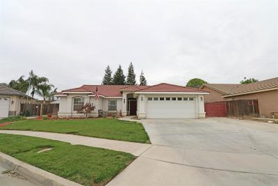 Tulare Single Family Home For Sale: 1831 Durango Court