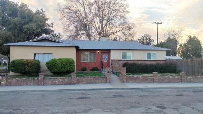 Tulare Single Family Home For Sale: 996 E San Joaquin Avenue