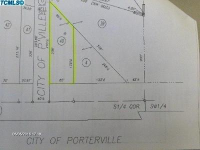 Porterville Residential Lots & Land For Sale: 2248 W Henderson Avenue