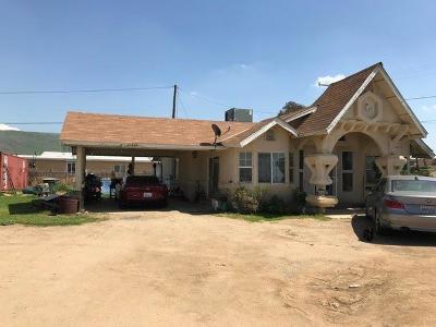 Lindsay Single Family Home For Sale: 21666 Avenue 252