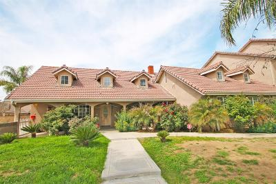 Visalia Single Family Home For Sale: 13630 Avenue 336