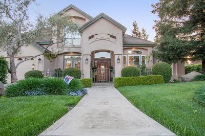 Visalia Single Family Home For Sale: 4918 Lakewood Drive