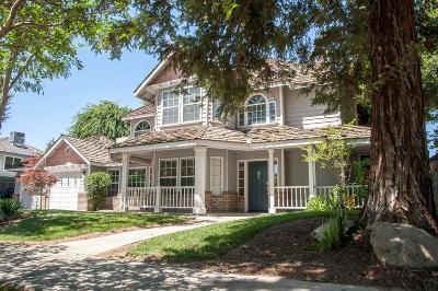 Tulare Single Family Home For Sale: 198 E Wilson Avenue
