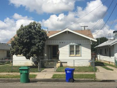 Porterville Single Family Home For Sale: 491 N 2nd Street