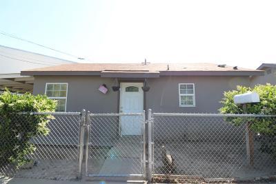 Visalia Single Family Home For Sale: 1106 N West Street