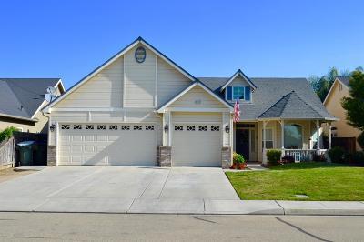 Visalia Single Family Home For Sale: 5010 W Modoc Avenue NW