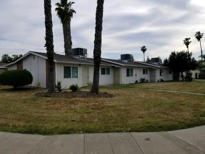 Visalia Multi Family Home For Sale: 4413 W Cherry Avenue