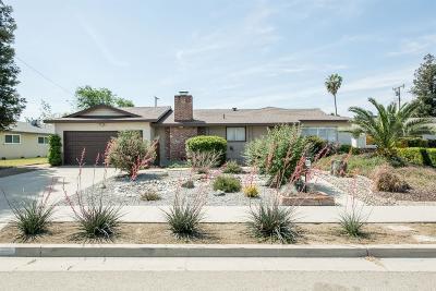 Tulare Single Family Home For Sale: 1823 E Kohn Avenue