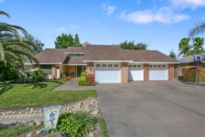 Visalia Single Family Home For Sale: 5308 W Prospect Court