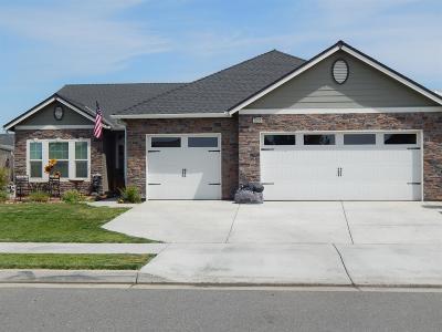 Tulare Single Family Home For Sale: 2658 Harbor Island Avenue