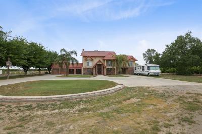 Visalia Single Family Home For Sale: 34001 N Road 140 #A