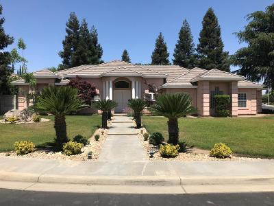 Visalia Single Family Home For Sale: 5216 W Bordeaux Court