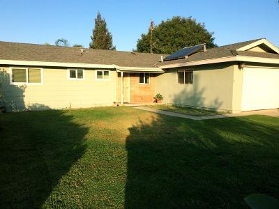 Tulare County Single Family Home For Sale: 506 S Francis Avenue