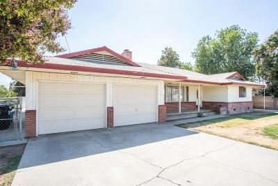 Porterville Single Family Home For Sale: 1549 W Putnam Avenue