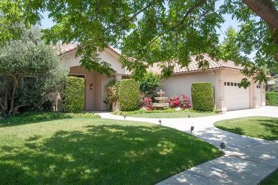 Visalia Single Family Home For Sale: 4842 W Vine Avenue