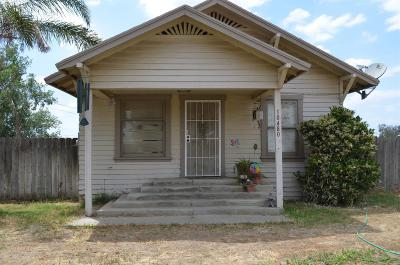 Hanford Single Family Home For Sale: 10480 9 1/8 Avenue