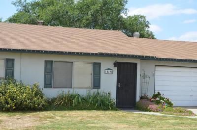 Hanford Single Family Home For Sale: 10496 9 1/8 Avenue
