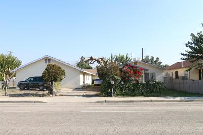 Tulare County Multi Family Home For Sale: 272 S A Street