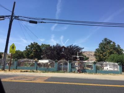 Tulare County Single Family Home For Sale: 27226 E Springville Drive