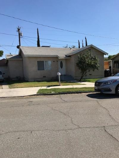 Porterville Single Family Home For Sale: 61 W Belleview Avenue