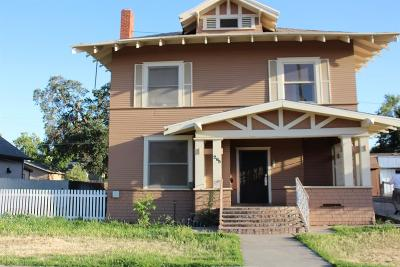 Porterville Single Family Home For Sale: 265 E Putnam Avenue
