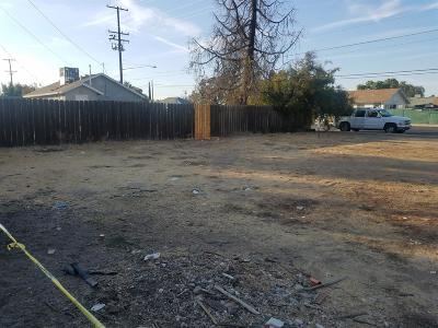 Tulare Residential Lots & Land For Sale: Cross Street