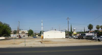Tulare County Residential Lots & Land For Sale: Second/Oak Street