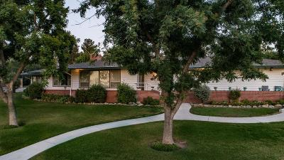 Porterville Single Family Home For Sale: 84 S Park