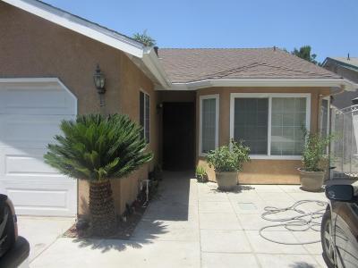 Farmersville Single Family Home For Sale: 530 E Front Street