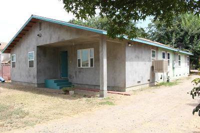Tulare Single Family Home For Sale: 1601 W Cross Avenue